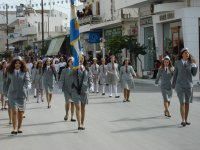 Parade voor Ochi dag