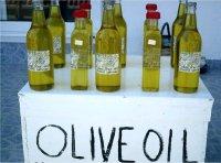Olive oil - Griekse olijfolie