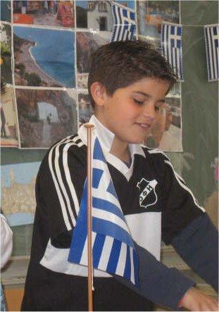 Adoni vertelt over Ofi Kreta