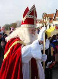 Sint Nikolaas | Sinterklaas